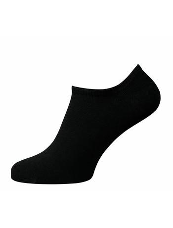 Nur Der Cotton 2er Pack Sneaker Socks Men black