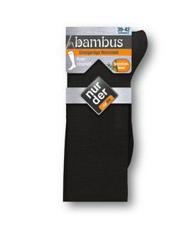 Nur Der Bamboo Knee High Socks for Men