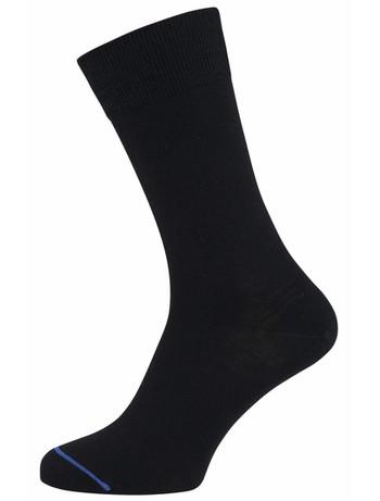 Nur Der Fine Woolsocks black