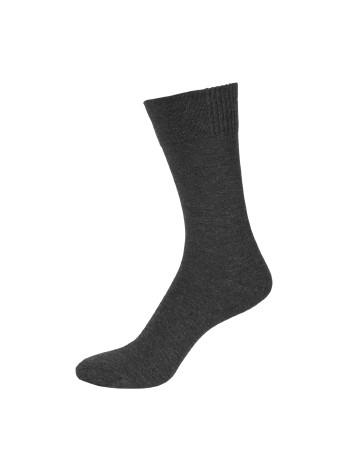 Nur Der Bamboo Socks for Men anthracitemel