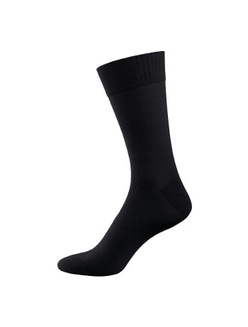 Nur Der Bamboo Comfort Socks for Men black