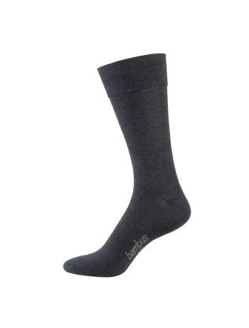Nur Der Bamboo Comfort Socks for Men anthracitemel