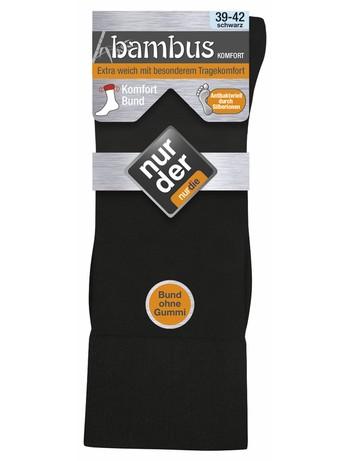 Nur Der Bamboo Comfort Socks for Men