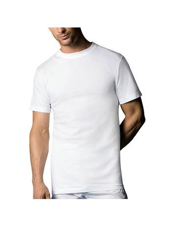 Nur Der T-Shirt Roundneck Double Pack 100% Cotton white