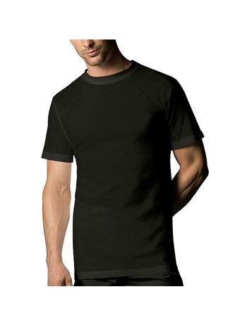 Nur Der T-Shirt Roundneck Double Pack 100% Cotton black