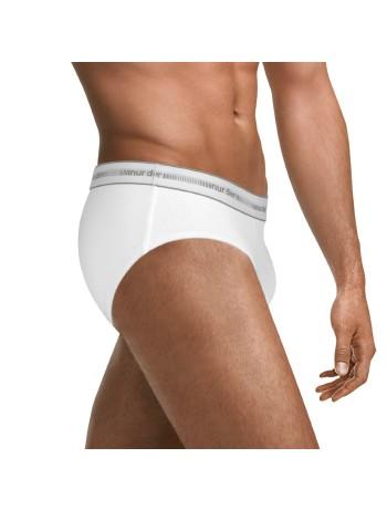 Nur Der Cotton 3D-Flex Double Pack white