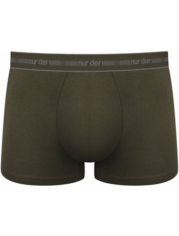 Nur Der 3D-Flex Classic Boxer Briefs in Double Pack khaki/petrol