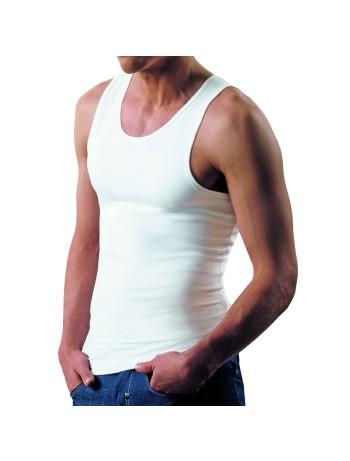 Nur Der Men's Undershirt Double Pack white