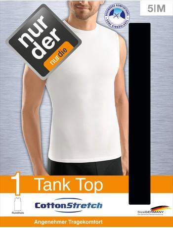 Nur Der Tank Top Cotton Stretch