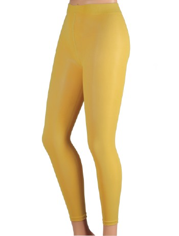Oroblu All Colors 50 Leggings Yellow 4