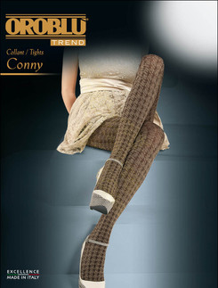 Oroblu Fashion Lurex Tights CONNY