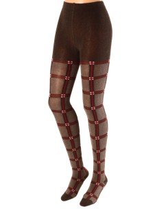 Oroblu Trend Vivien Knit Cotton Tights