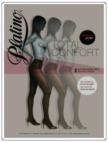 Platino Total Confort 15 Pantyhose