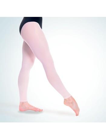 Rumpf Elastic Ballet Dance Tights rose