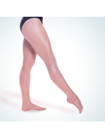 Rumpf Shimmery Dance Tights suntan