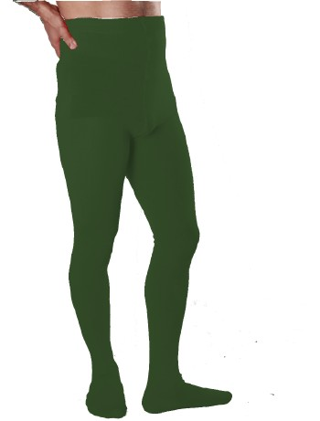 Rogo tights for men green