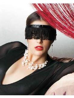 Trasparenze EON mascherina