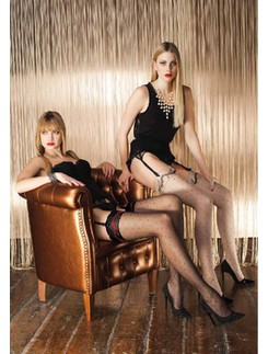 Trasparenze Rame-A Stockings