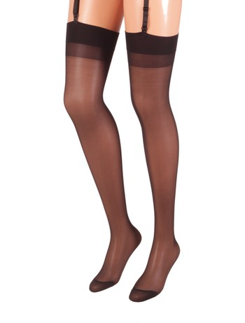 Trasparenze Sara Suspender Stockings black