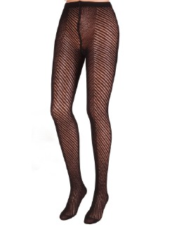 Trasparenze Shamisen Crochet Wool Tights