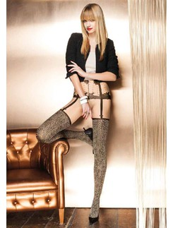 Trasparenze Zircone Tights
